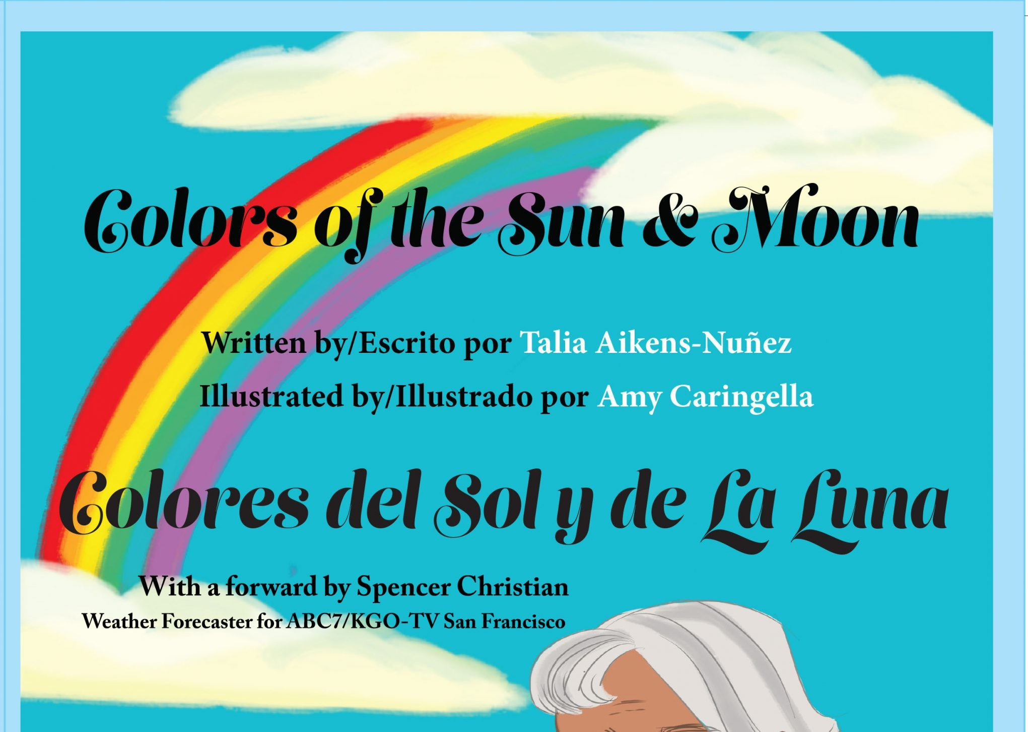 talia aikens nunez, colors of the sun and moon, spanish