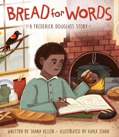 bread for words, diverse children's picture books